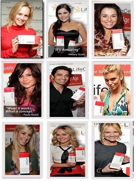 Lifecell Cream Celebrity Endorsements
